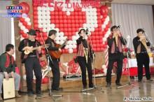 Show de música folclórica