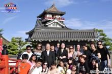 Un paseo por el Castillo de Nagoya.