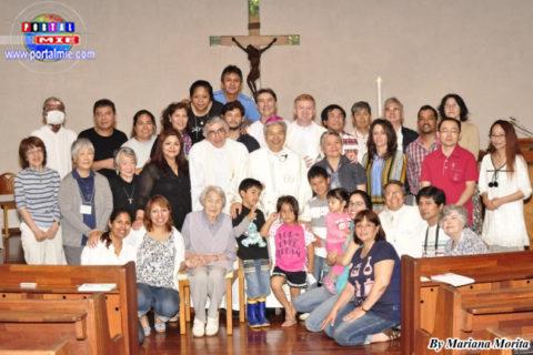 APALA 2014, asistieron comunidades latinas de las Diócesis de Tokio, Saitama, Yokohama, Nagoya y Kyoto.,