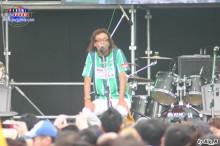 La presentación de Ruy Ramos y la Banda fue uno de los  momentos de más aplausos del día.
