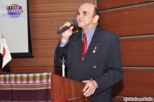 El Cónsul General del Perú en Nagoya, Ministro Gustavo Peña Chamot envía el más sincero y fraterno abrazo a los peruanos residentes en Japón.