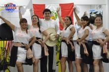 Grupo de danza Perú Cultiva Arte.