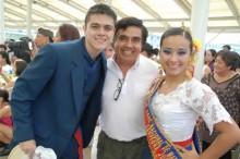 Los Campeones de Marinera Paula Galdos y Alex Donet