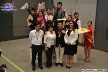 Ganadores del festival de marinera