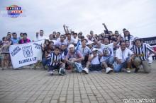 Amantes de Alianza Lima de todo Japón