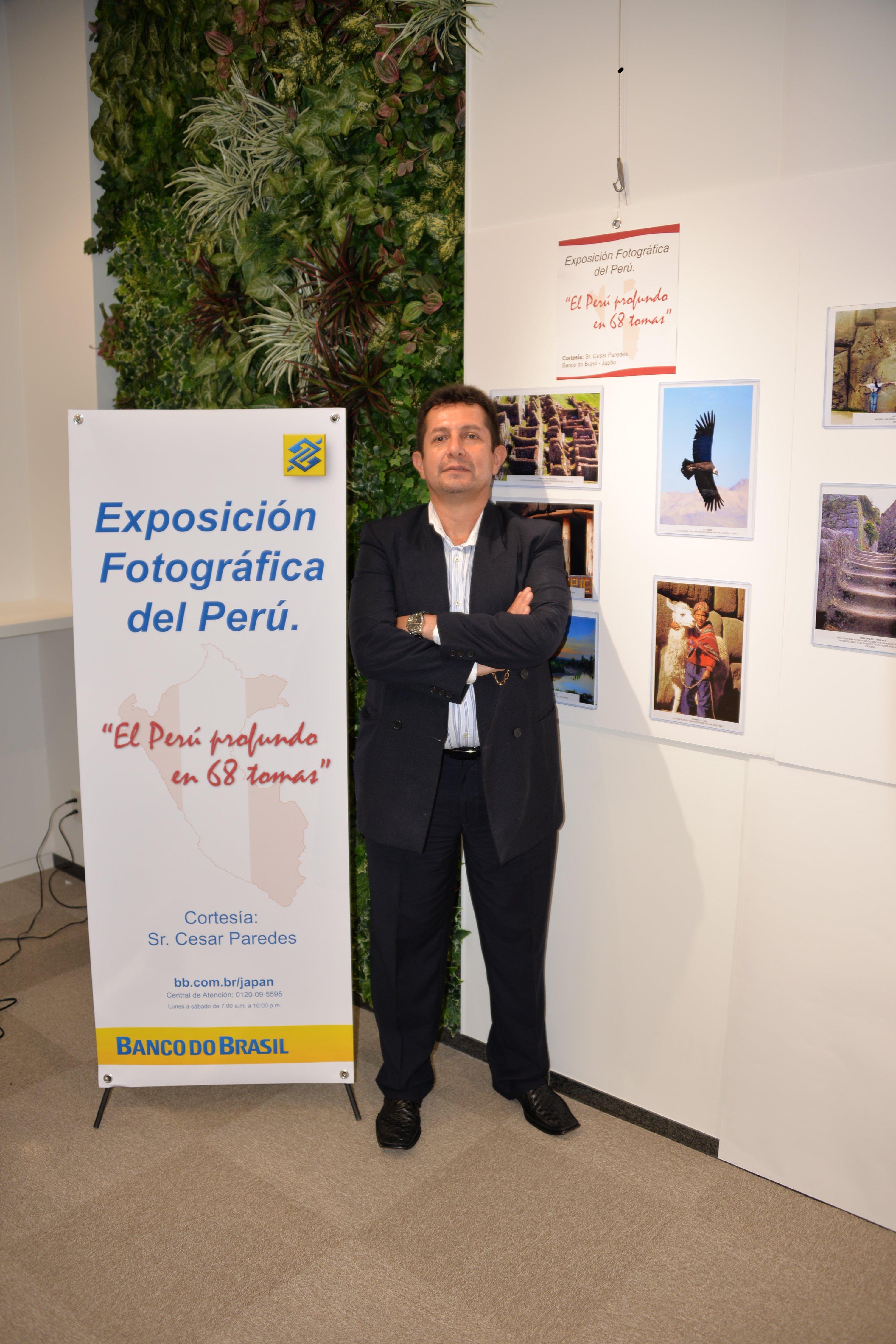 Cesar Paredes