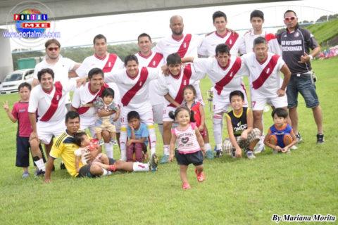 """Equipo """"Unión Toyohashi"""" se coronó campeón del II Campeonato Desafío Balón Pie"""