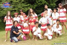 Grupo de danza del CLT