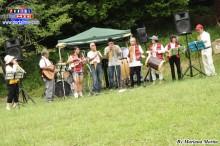 Grupo folclórico Pachamama.