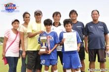 Jarek y Masao orgullosos de conseguir la victoria!