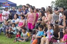 Público disfrutando del Festival Japón Grone