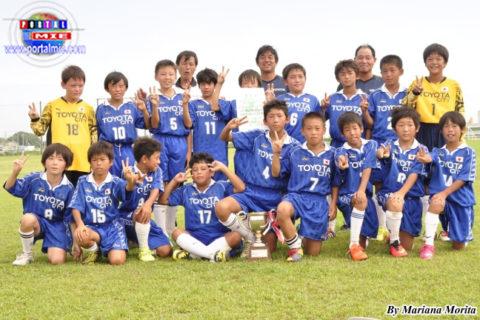 Selección de Toyota, equipo Campeón!