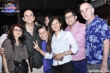 El Cónsul del Perú en Nagoya disfrutando del gran show!
