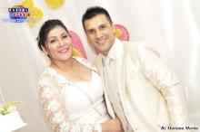 Junior y Teresa llenos de felicidad en su boda!