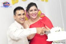 Junior y Teresa, una feliz unión por siempre!