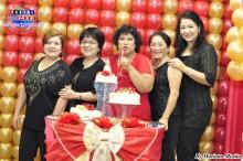 Maritza y amigas festejando su aniversario!