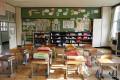 Clases em escuela primaria en Japón