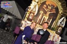 Señor de los Milagros Milagro concedido, Margarita Torres Aoki se recupera del Síndrome  de Guiliam Barre.