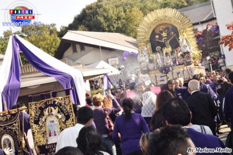 Señor de los Milagros Procesión del Señor de los Milagros en Hamamatsu.
