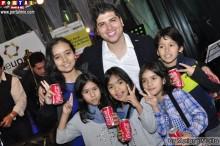 2Desde Perú Jhon Kelvin acompañado de lindos angelitos!