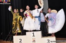 Aiko y David campeones Infantes.