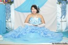 Noriko Estefany Villafuerte Ikeda radiante de felicidad!