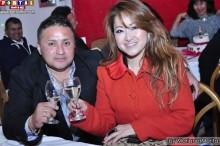 Jorge Valle y Hatsue Tsutsumi eternos enamorados, tienen 22 años de casados.