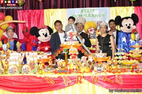 Fiesta de Haruto en kakegawa Grand Hotel