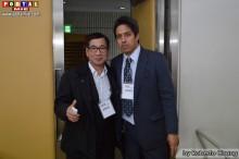 Staff de la NPO Gunma ken Perujin Kyoukai