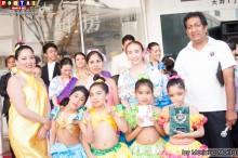 Academia Chincha Querida ganadora del concurso de danzas.