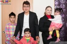 Heyko acompañada de su linda familia