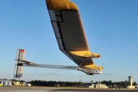 Avión Solar Impulse II parte de Japón rumbo a Hawai