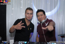 DJs Tenshy y Tony Love