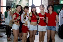 Grupo de danza de japonesas