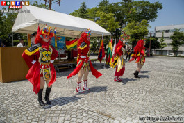 La Diablad, danza andina tradicional de Boivia