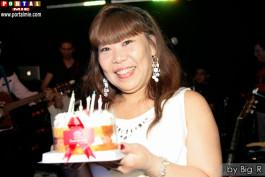 Cumpleaños Yumiko