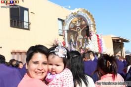 Kathy Beltrán con su bebé Mika agradece milagro concedido