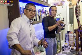Victor Yagi y Walter Gotto, proprietarios