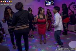 Baile y mucha diversión en la inauguración