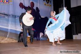 Desde Perú los Campeones Liliana Castañeda y Billy Cajas