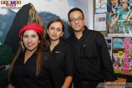Jenny (proprietaria) e staff