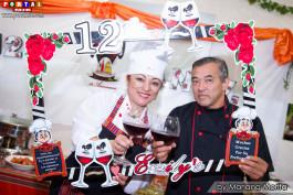 Marisol Haga y su esposo Osacar Zerpa súper felices!