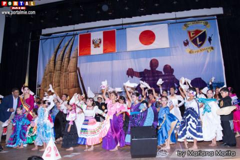 Participantes del Selectivo Mundial Marinera Sacachispas 2015