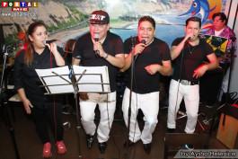 Rosario, Pokotin, Carlos y Dennys