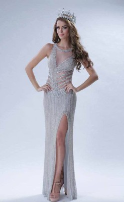 Laura Spoya - Miss Perú 2014