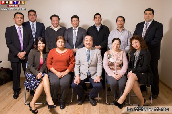 Participantes de la Asamblea General Anual Ordinaria