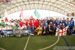 Japón fue campeón del Primer Campeonato Mundial de Fútbol de Personas con Problemas de Salud Mental