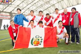 Selección Peruana Pro Salud Mental ocupó el cuarto lugar