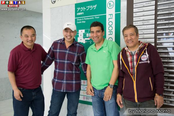 Peruanos de Kakegawa y Hamamatsu