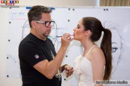 El top maquillador das celebridades Henrique de Mello